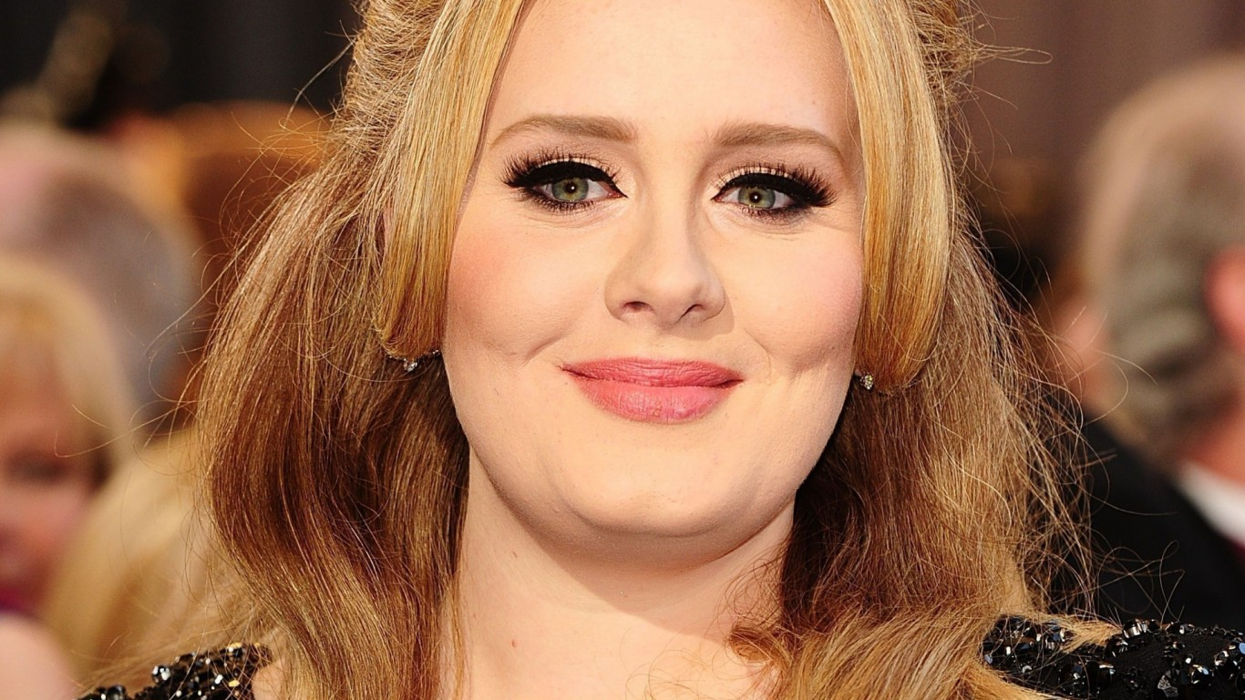 Adele's 25 to be the hit of the year?
