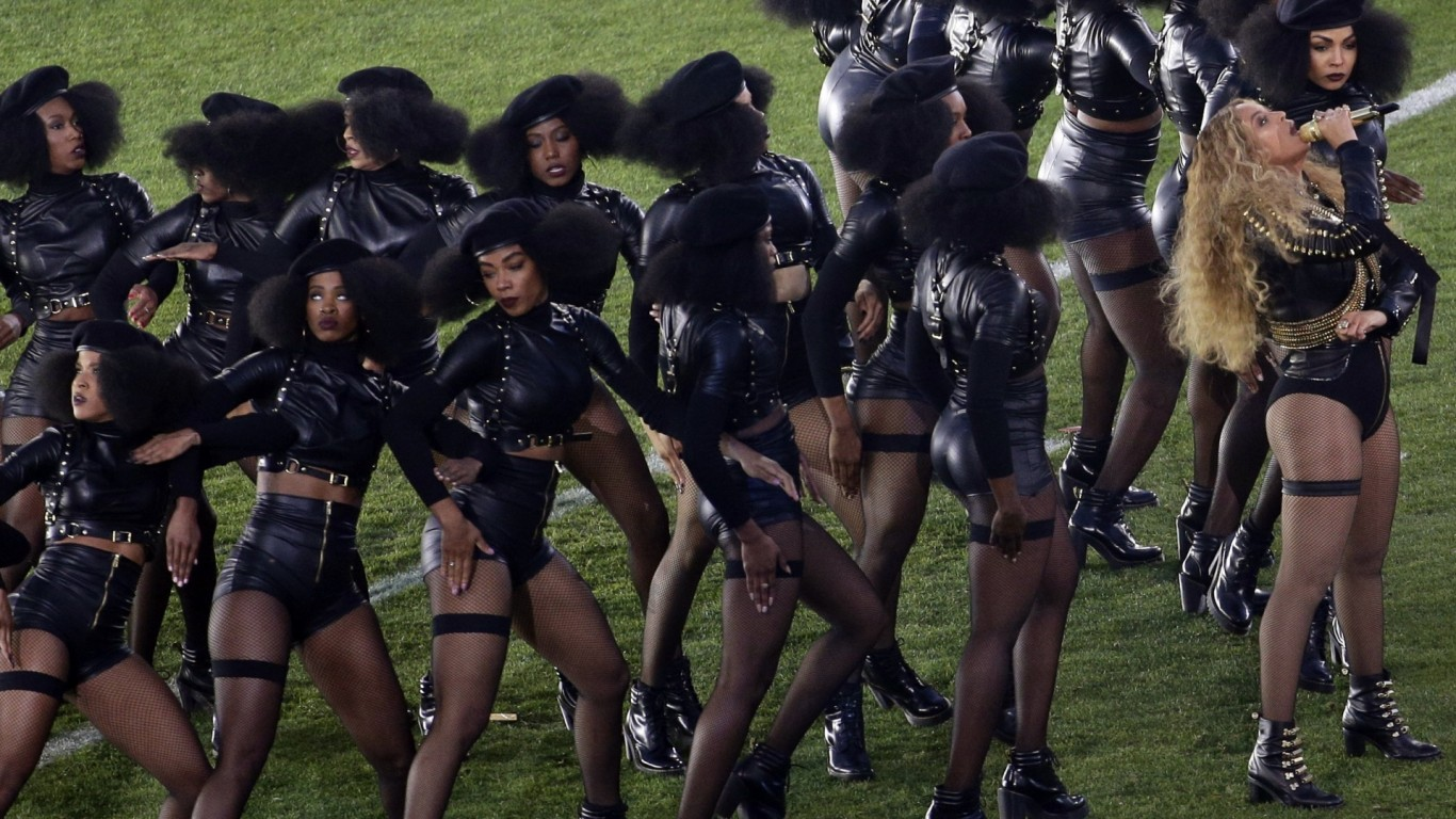 Beyonce announces 2016 Formation World Tour